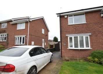 Thumbnail 2 bed semi-detached house for sale in Merryweather Court, Scunthorpe
