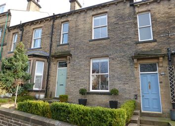 Thumbnail 4 bed terraced house for sale in Granville Terrace, Bingley