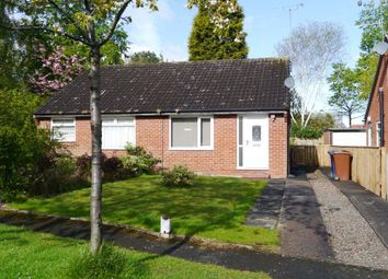 Thumbnail 2 bed semi-detached bungalow to rent in Pinewood Close, Kingston Park, Newcastle Upon Tyne