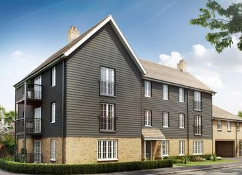 "Thumbnail 2 bedroom flat for sale in ""Ambersham"" at Southern Cross, Wixams, Bedford"