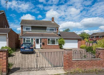 Thumbnail 4 bed detached house for sale in Melrose Avenue, Bletchley, Milton Keynes