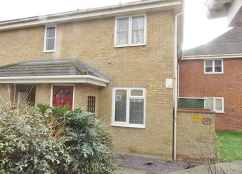 Thumbnail 1 bed flat for sale in Crescent Court, Grays