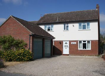 Thumbnail 4 bed detached house for sale in Queens Road, West Bergholt, Colchester