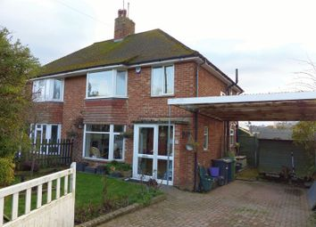 Thumbnail 3 bed semi-detached house for sale in Loddon Road, Bourne End