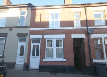 Thumbnail 2 bedroom terraced house for sale in Pittar Street, Derby, Derbyshire