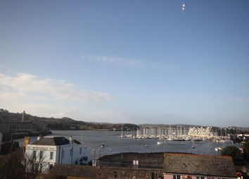 Thumbnail 3 bed flat to rent in Durnford Street, Stonehouse, Plymouth