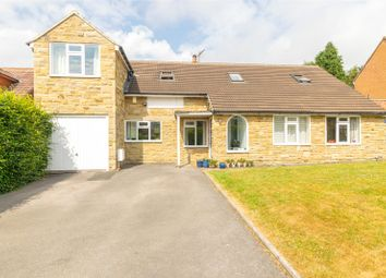 Thumbnail 6 bed detached house for sale in High Ash Avenue, Leeds, West Yorkshire