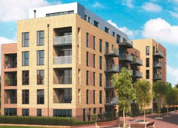 Thumbnail 1 bed flat for sale in Lake House, Finsbury Park