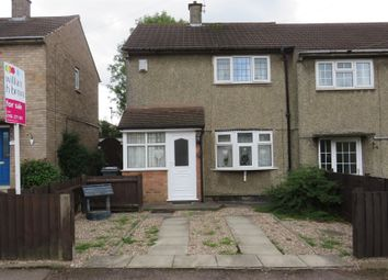 Thumbnail 2 bed end terrace house for sale in Scotswood Crescent, Glen Parva, Leicester