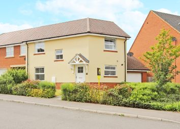 Thumbnail 3 bed semi-detached house for sale in Ryeland Way, Andover