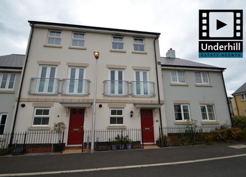 Thumbnail 3 bed town house for sale in Carnac Drive, Dawlish