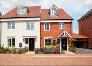 Thumbnail 3 bedroom end terrace house for sale in Milton Keynes, Buckinghamshire