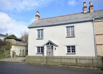 Thumbnail 3 bed terraced house for sale in Frithelstockstone, Torrington