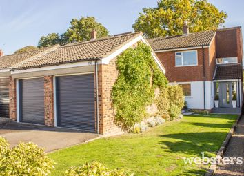 Thumbnail 4 bedroom detached house for sale in Garrick Green, Old Catton, Norwich