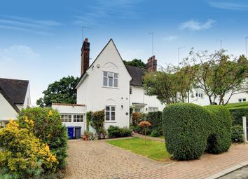 3 bed semi-detached house for sale in Wordsworth Walk, London NW11