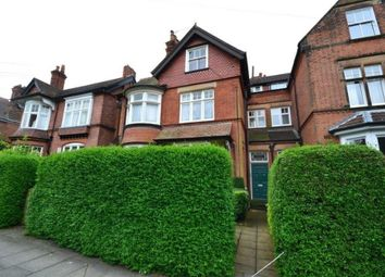 Thumbnail 1 bed flat to rent in Springfield Road, Stoneygate, Leicester