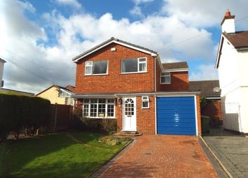 Thumbnail 4 bed detached house for sale in Hednesford Street, Cannock, Staffordshire