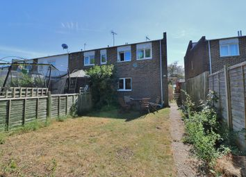 Thumbnail 3 bed end terrace house for sale in Otter Close, Bar Hill, Cambridge