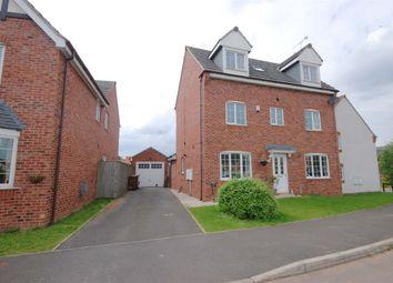 Thumbnail 5 bedroom property for sale in Studcross, Epworth, Doncaster