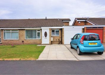 Thumbnail 2 bed semi-detached bungalow for sale in Debruse Avenue, Yarm
