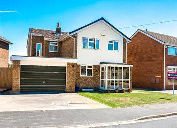 Thumbnail 4 bed detached house for sale in Byron Avenue, Warton, Preston, Lancashire