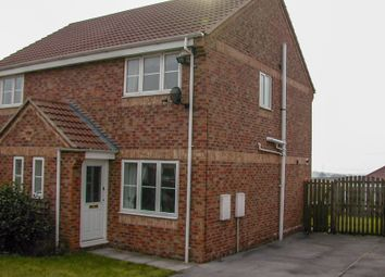 Thumbnail 2 bed semi-detached house for sale in Felkirk Drive, Ryhill, Wakefield