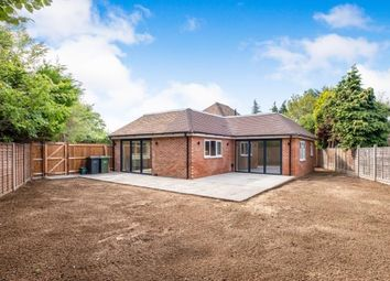 Thumbnail 3 bed bungalow for sale in Rickford Hill, Worplesdon, Surrey