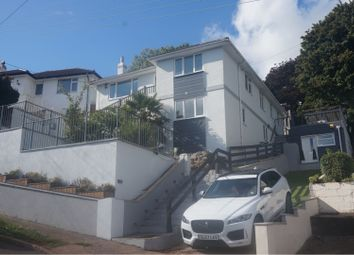 Thumbnail 4 bed detached house for sale in Luscombe Crescent, Paignton