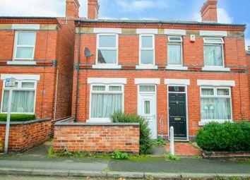 Thumbnail 2 bed semi-detached house for sale in Willoughby Street, Beeston, Nottingham