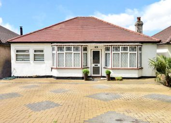 Thumbnail 3 bed detached bungalow for sale in St Dunstans Hill, Cheam, Surrey
