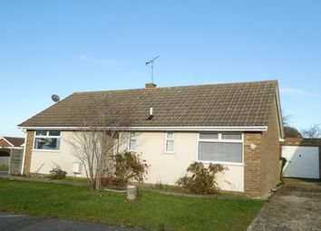 Thumbnail 3 bed detached bungalow for sale in St Andrews Gardens, Shepherdswell. Dover, Kent