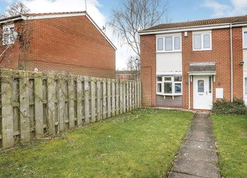 Thumbnail 3 bedroom end terrace house for sale in The Glade, Pendeford, Wolverhampton, West Midlands