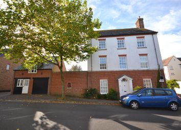 Thumbnail 4 bed detached house for sale in Middlemarsh Street, Poundbury, Dorchester