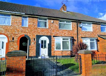 Thumbnail 3 bed town house for sale in Townsend Avenue, Norris Green, Liverpool
