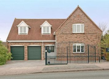Thumbnail 4 bed detached house for sale in Jubilee House, East Cannock Road, Hednesford