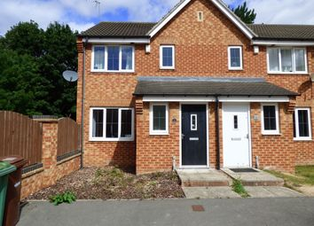Thumbnail 3 bed semi-detached house to rent in Cromwell Mount, Pontefract