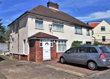 Thumbnail 4 bed semi-detached house for sale in Brookfield Crescent, London