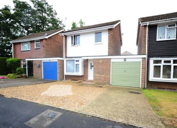 Thumbnail 3 bed link-detached house for sale in Alma Road, Bordon, Hampshire