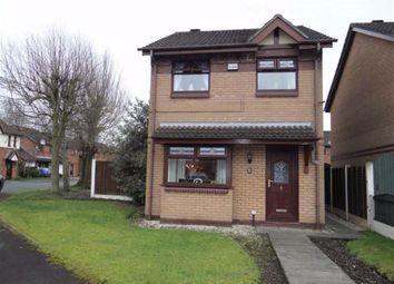 Thumbnail 3 bed detached house for sale in Chillingham Drive, Leigh
