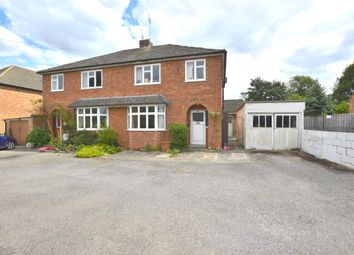 Thumbnail 3 bedroom semi-detached house for sale in Shurdington Road, Leckhampton, Cheltenham, Gloucestershire