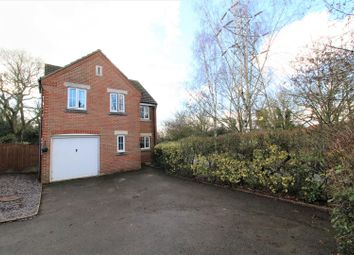 Danvers Drive, Church Crookham, Fleet GU52. 4 bed detached house for sale