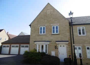 Thumbnail 3 bed end terrace house to rent in Collier Crescent, Witney