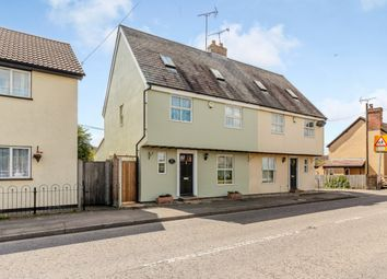 Thumbnail 4 bed semi-detached house for sale in Motts Cottage, Dunmow, Essex