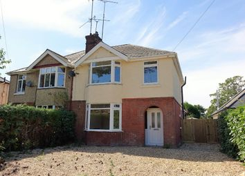 Thumbnail 3 bed semi-detached house for sale in New Road, Hythe, Southampton