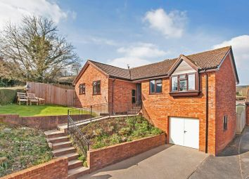 Thumbnail 3 bed detached bungalow for sale in Cranmore View, Ashley, Tiverton