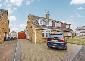 Thumbnail 3 bed semi-detached house for sale in Taits, Corringham, Stanford-Le-Hope