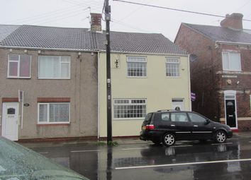 Thumbnail 3 bedroom end terrace house to rent in Front Street, Wheatley Hill