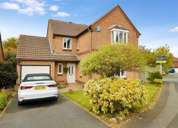 Thumbnail 3 bed detached house for sale in Barnfield Drive, Plymouth, Devon