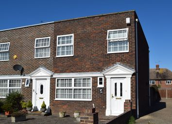 Thumbnail End terrace house for sale in Shaftsbury Crescent, Staines-Upon-Thames