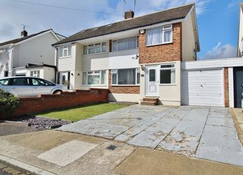 Romsey Crescent, Benfleet SS7. 3 bed semi-detached house